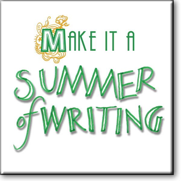 Summer of Writing Saturday workshops
