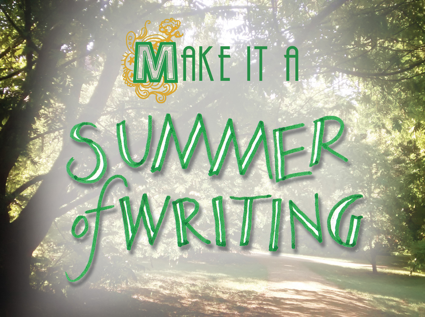 Summer of Writing workshops