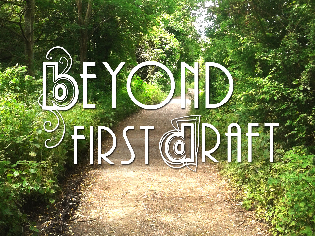 The Beyond First Draft writing workshop