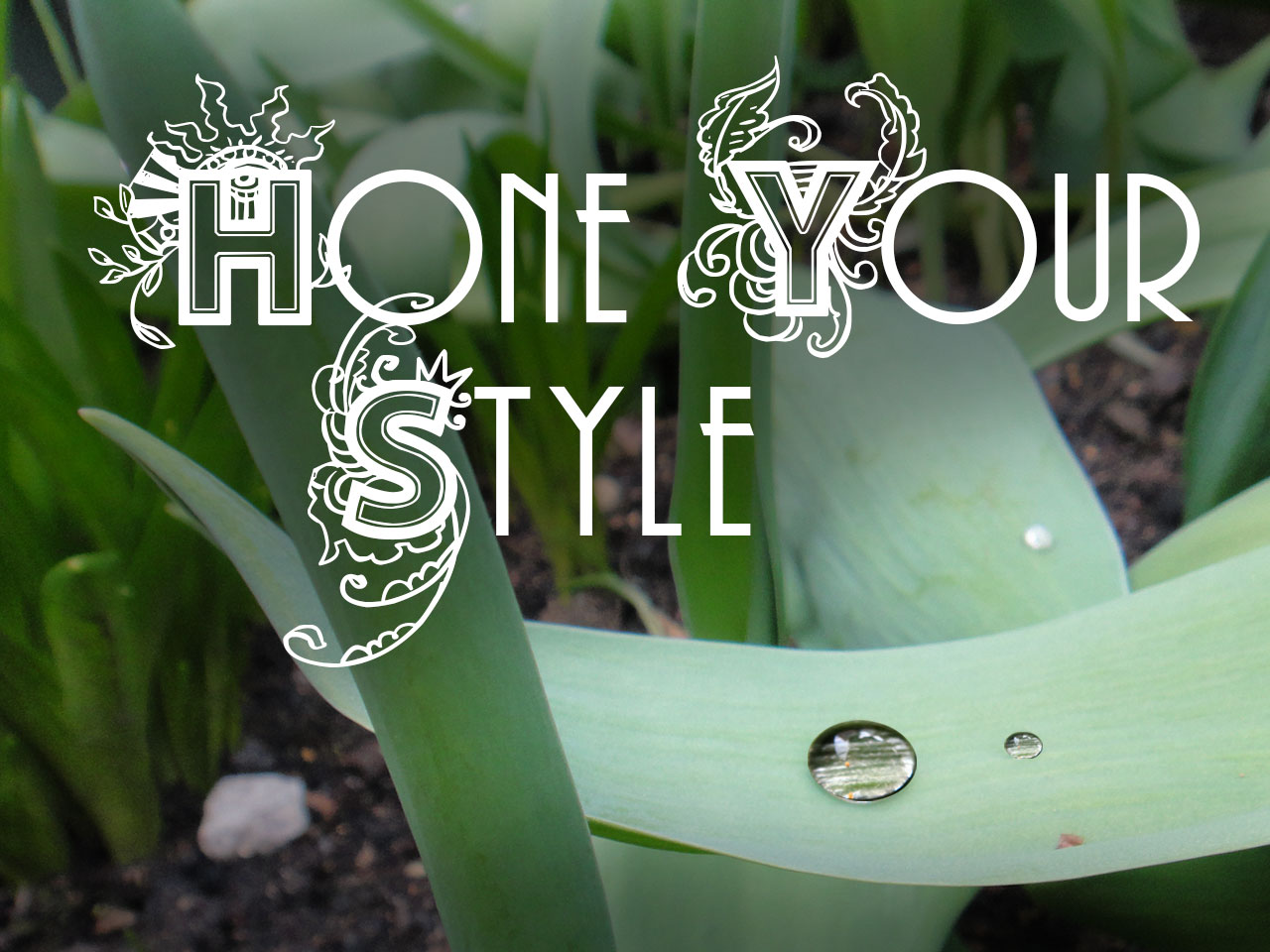 The Hone Your Style writing workshop
