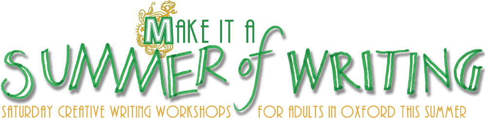 Summer of Writing: Saturday workshops